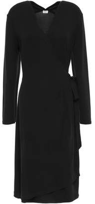 Filippa K Crepe Wrap Dress