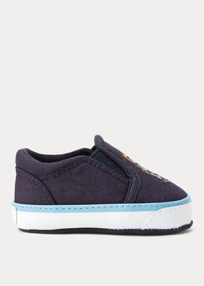 Ralph Lauren Bal Harbour II Bear Sneaker