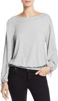 Ella Moss Boat Neck Sweatshirt