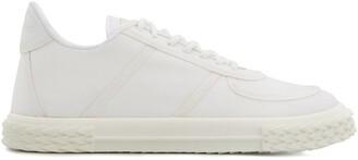 Giuseppe Zanotti Low Top Ridged Sole Sneakers
