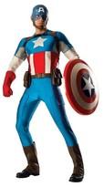 The Avengers Captain America Grand Heritage Adult Costume Standard