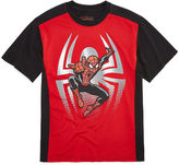 Marvel Spiderman Graphic T-Shirt-Big Kid Boys