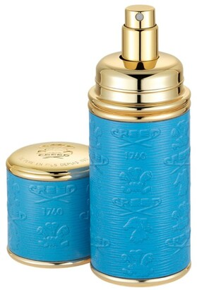 Creed Gold Blue Leather Atomiser