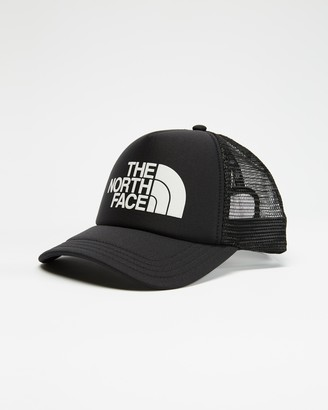 The North Face Black Caps - Logo Trucker - Size One Size at The Iconic