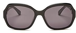 Kate Spade Women's Amberlynn Square Sunglasses, 57mm