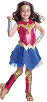 Kids Batman v Superman: Dawn of Justice Deluxe Wonder Woman Costume