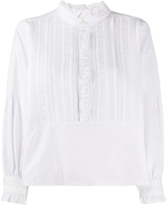 The Great Embroidered Blouse