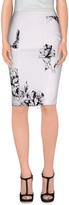 Blumarine Knee length skirts - Item 35273698