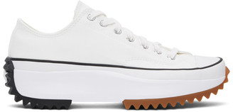 Converse Off-White Run Star Hike Sneakers