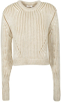 Chloé Ribbed Knit Jumper