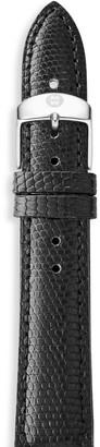 Michele Fashion Lizard Strap/16MM