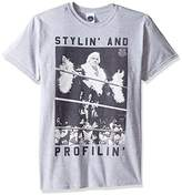 WWE Men's Ric Flair Stylin and Profilin T-Shirt