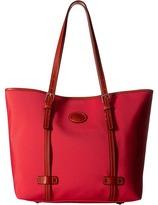 Dooney & Bourke Nylon East/West Shopper Handbags