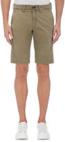 Mason MEN'S TAYLOR COTTON SLIM-FIT SHORTS