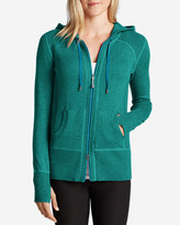 Eddie Bauer Women's Engage Full-Zip Hoodie Sweater