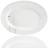 222 Fifth Winter Cardinal Dinnerware Collection