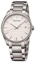 Calvin Klein K5R31146 Silver Stainless Steel Bracelet Dial Men's Watch