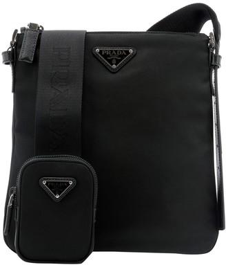 Prada Re-Nylon Pouch Shoulder Bag