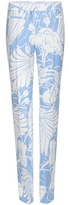 Miu Miu Printed Trousers