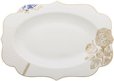 Pip Studio Royal White Oval Platter