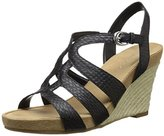 Aerosoles Women's Plush Plenty Wedge Sandal