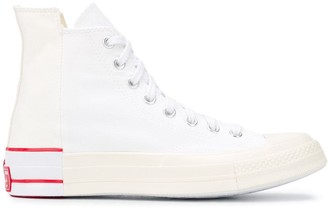 Converse High-Top Lace-Up Trainers