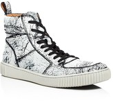 John Varvatos Bedford High Top Sneakers