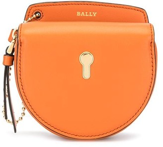 Bally Compact Circle Wallet
