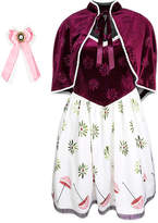 Disney Tightrope Girl Two-Piece Dress and Capelet Set for Women by Her Universe - Haunted Mansion