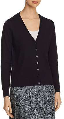 Tory Burch Merino Wool & Silk Cardigan