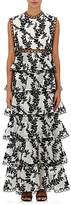 Zimmermann Women's Winsome Tiered Gown-BLACK