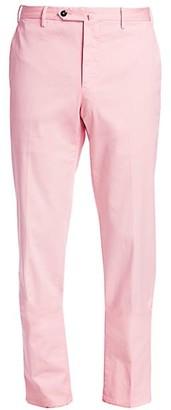 Pt01 Slim-Fit Flat Front Trousers