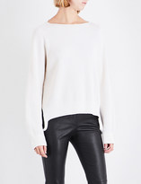 Helmut Lang Ladies Essential Wool And Cashmere-Blend Sweater