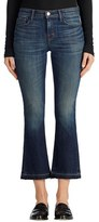 J Brand Women's 'Selena' Released Hem Crop Bootcut Jeans
