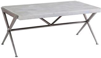 Artistica Greta Coffee Table - White Onyx