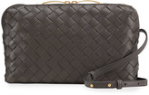 Bottega Veneta Nodini Woven Crossbody Bag
