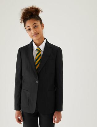 Marks and Spencer Senior Girls' Slim Fit School Blazer