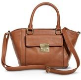 Merona Women's Mini Satchel Faux Leather Handbag