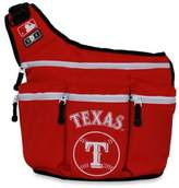 Diaper Dude MLBTM Texas Rangers Messenger Diaper Bag