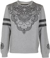 Hydrogen Printed Sweatshirt