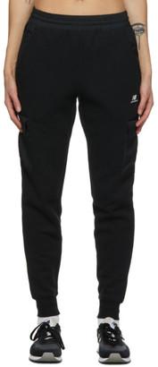 New Balance Black Pocket Lounge Pants