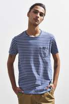 Polo Ralph Lauren Stripe Logo Pocket Tee
