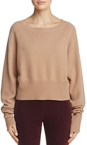 Theory Cashmere Boat Neck Sweater