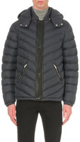 The Kooples Quilted Shell Jacket