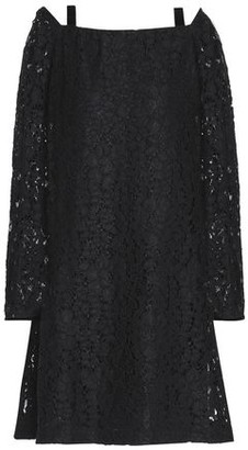 See by Chloe Cutout Cotton-blend Corded Lace Dress