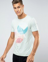 Jack and Jones Fearless Graphic T-Shirt