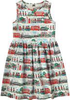Cath Kidston London Streets Sleeveless Dress