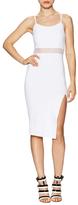 Donna Mizani Midi Camisole Sheath Dress