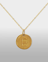 LORD & TAYLOR 14 Kt. Gold Initial