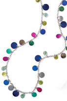 Lia Sophia Colored S Necklace